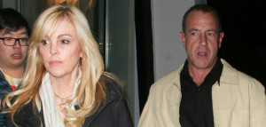 Lindsay Lohan's parents Michael and Dina Lohan