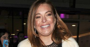 Lindsay Lohan, Elle Style Awards