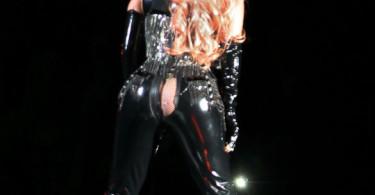 Wardrobe Malfunctions, Lady Gaga