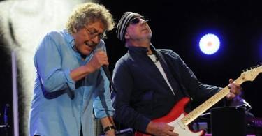 The Who, Glastonbury