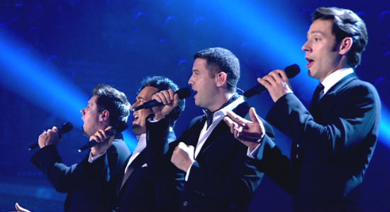 Il divo interview 39 our music is like dandruff 39 entertainmentwise - Il divo biography ...