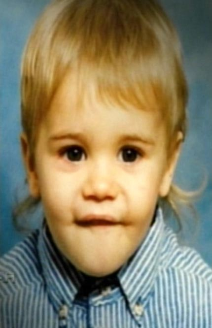 see justin bieber baby photos pictures entertainmentwise. Black Bedroom Furniture Sets. Home Design Ideas