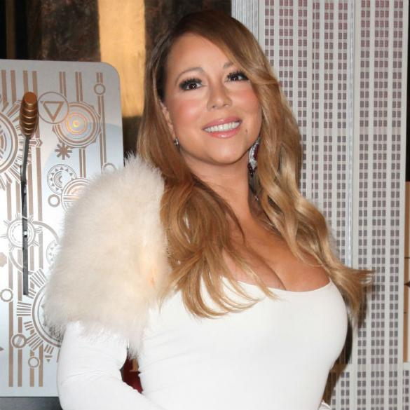 Mariah Carey's Record Label Denies Beyonce-Style Surprise