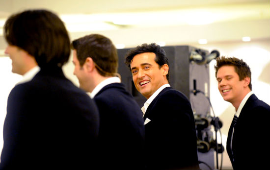 Il divo interview 39 our music is like dandruff - Il divo biography ...