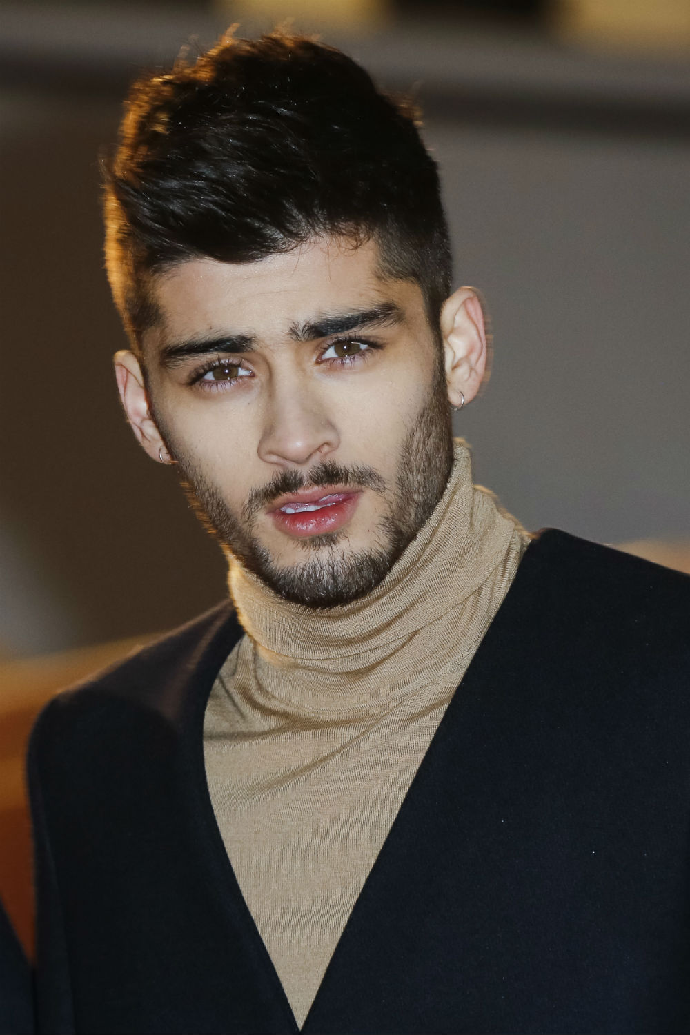 From The Boy Who Wouldnt Dance To Perrie Edwards Fiance The - Hairstyle zayn malik terbaru